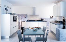 french kitchen decorating ideas with luxury chairs and white
