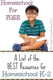 free homeschool curriculum resources archives money free resources for homeschool k 2 the frugal homeschooling mom aka