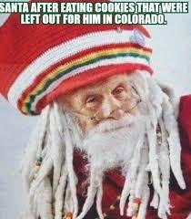 Santa Meme - santa after colorado meme dust off the bible