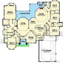 big home plans 47 best floor plans images on floor plans homes