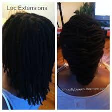 Human Hair Loc Extensions by Divine Microlock Weaving And Extensions Before And Afters Facebook
