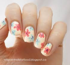 simple spring nail art image collections nail art designs