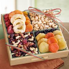 dried fruit gifts golden gate dried fruit and nut tray gift food inc