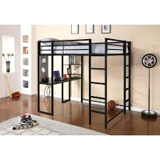 Bunk Bed With Desk And Stairs Amazing Loft Beds With Desk And Couch Images Medium Size Of Bed