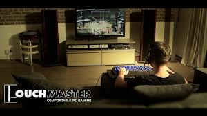 Comfy Pc Gaming Chair Couchmaster Comfortable Pc Gaming En Youtube