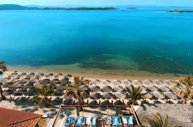 hotel vergos beachfront hotel in vourvourou halkidiki greece