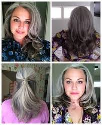 how to bring out gray in hair 1000 ideas about gray hair transition on pinterest going gray