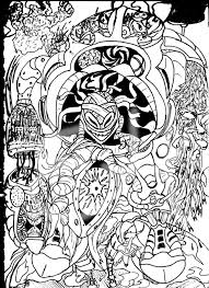 trippy color pages trippy shroom coloring pages trippy