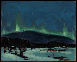 how to paint northern lights northern lights national gallery of canada