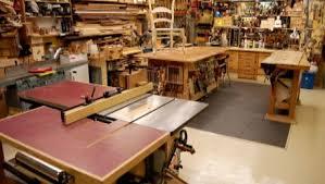 video tour of richard ciupka u0027s underground workshop finewoodworking