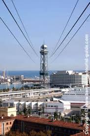 barcelona u0027s port cable car the u0027transbordador aeri del port u0027