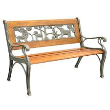 Bench Outdoor Furniture Shop Patio Benches At Lowes Com
