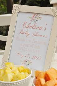 garden chic baby shower styled by kasey