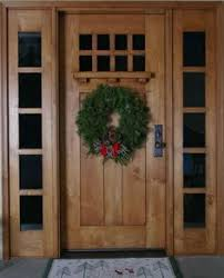 Solid Oak Exterior Doors Solid Wood Exterior Entry Doors Home Design