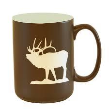 Animal Mug Mug Rocky Mountain National Park Elk Rocky Mountain Conservancy