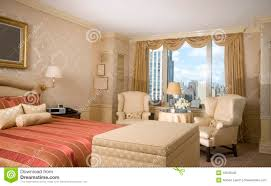 master bedroom penthouse new york stock photo image 10340940