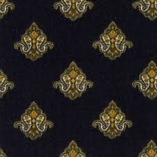 waverly eagle crest black gold home decor drapery upholstery