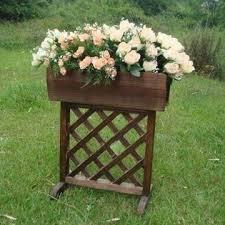 planters inspiring wooden flower pots wooden flower pots small
