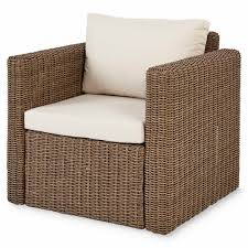 Good Rattan Specification Soron Rattan Armchair Departments Diy At B U0026q