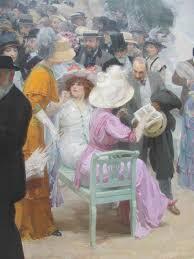 The Dinner Party Painting Jules Grun - 7021 best arte de la pintura images on pinterest paintings