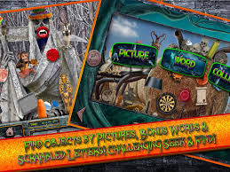 halloween puzzle games hidden object halloween horror mystery puzzle game android apps