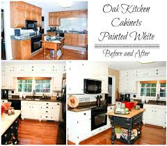Gel Stain Kitchen Cabinets Before After Painting Oak Kitchen Cabinets Before And After U2013 Colorviewfinder Co