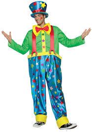 clown costumes mens clown costume mr costumes