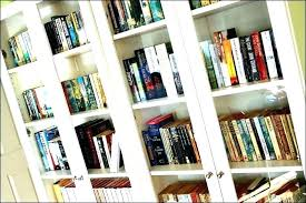 White Bookcase With Doors Ikea Bookcase With Glass Doors Ikea Billy Bookcase With Doors Billy