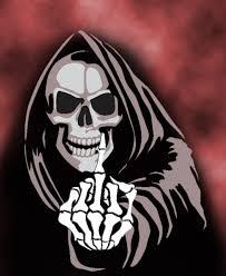 graveyard pumpkin stencil grim reapers spray vision stencils