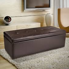 Storage Bench Ottoman Ideas Collection Living Room Bench Seating Storage Home Design