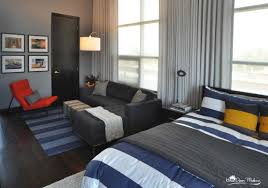 Black And Blue Bedroom Designs by Glamorous 20 Black And White Bedroom Ideas Hgtv Design Decoration