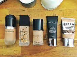 my favorite foundations for acne prone skin sazan