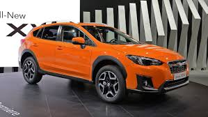 subaru orange crosstrek 2019 subaru crosstrek turbo hybrid review price specs 2019