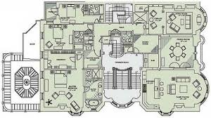 huge mansion floor plans victorian mansion floor plans lrg 56 000