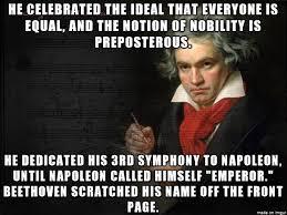 Beethoven Meme - fun facts about ludwig van beethoven album on imgur