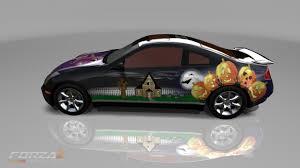10 craziest halloween inspired cars