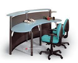 Metal Reception Desk China Cp 11 High Quality Office Metal Reception Desk Front Table