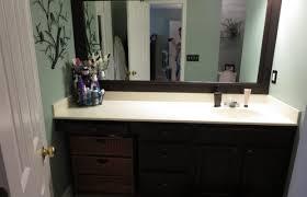 mirror large mirror handmade oak frame traditional rustic wood