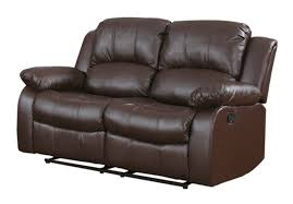 Brown Leather Recliner Sofa Amazon Com Classic And Traditional Bonded Leather Recliner Chair
