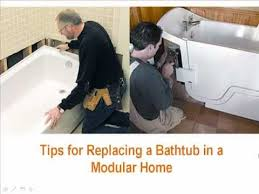 Diy Bathtub Replacement Replacing A Bathtub How To Repair Or Replace A Bath Tub Diy