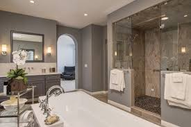 luxurious bathroom ideas bathroom beautiful beige grey wood glass stainless unique design