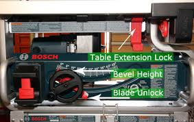 Bosch Table Saw Review by Bosch Gts1031 Table Saw Review