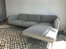 otto sofa cassina otto 8 sectional sofa cooner