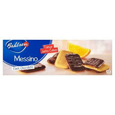 bahlsen first class dark chocolate wafers 125g caletoni