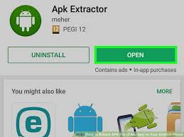 amdroid apk how to extract apk file of any app on your android phone