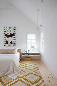 Scandinavian Area Rugs by How To Find Bedroom Area Rugs With Ideal Size And Style Artenzo