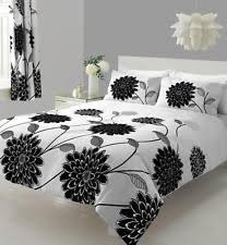 Black Floral Bedding Egyptian Cotton Floral Bedding Sets U0026 Duvet Covers Ebay