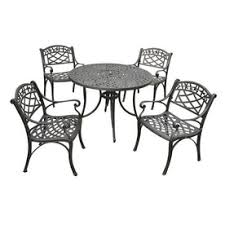 5 piece patio table and chairs shop patio dining sets at lowes com