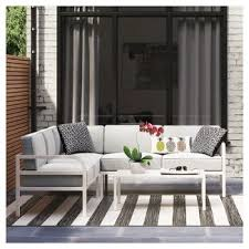 Patio Sectionals Clearance by Outdoor Sectionals Target