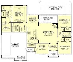 floor plans for craftsman style homes craftsman floor plans fresh home design house bungalow 2 story bar